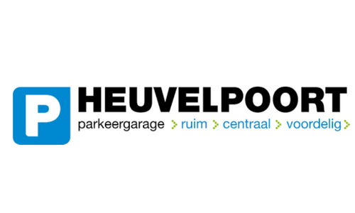 Parkeergarage Heuvelpoort Tilburg