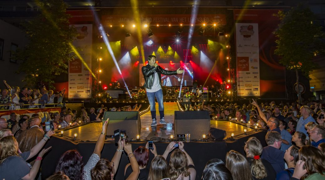 Festival van het Levenslied Tilburg 2 en 3 juni 2018